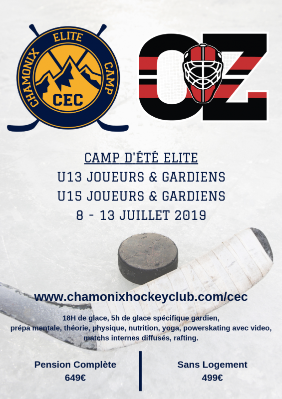 Chamonix Elite Camp 2019